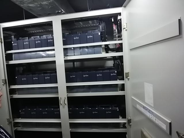 UPSの無停電電源装置の廃棄処分はお任せください。