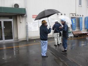 武田商事の工場見学の案内2
