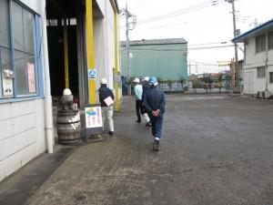 武田商事の工場見学の案内1
